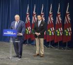 """2019-01-15  """"Cash-for-access dinners have made a return to Ontario politics and it's a bad sign for democracy. ... """"At $1,250 per-plate to buy the ear of the premier, this is not a 'government for the people.' It's a government for big banks, big developers, big nuclear, and big oil."""""""