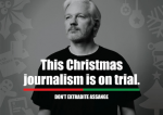 """2019-11-28  """"This Christmas journalism is on trial."""""""